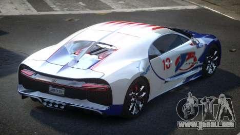 Bugatti Chiron GS Sport S5 para GTA 4