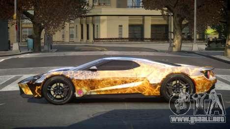 Ford GT GST S2 para GTA 4