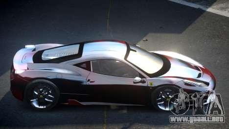 Ferrari 458 SP U-Style S9 para GTA 4