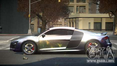 Audi R8 ERS S9 para GTA 4