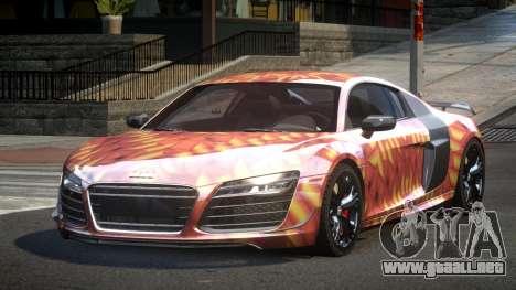Audi R8 ERS S4 para GTA 4