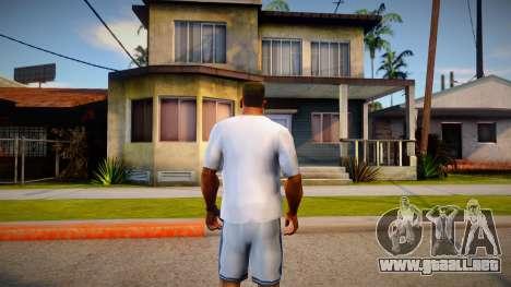 Neighborhood x VLONE T-Shirt para GTA San Andreas