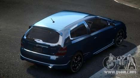 Honda Civic U-Style para GTA 4