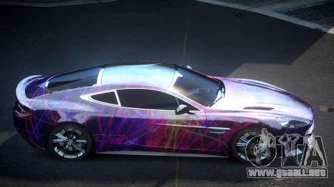 Aston Martin Vanquish iSI S10 para GTA 4