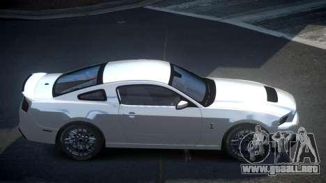 Shelby GT500 GST-U para GTA 4