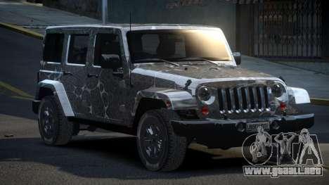 Jeep Wrangler PSI-U S5 para GTA 4