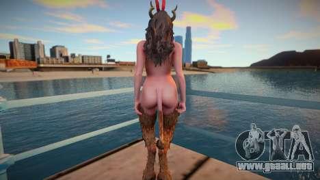 Succubus Nude para GTA San Andreas
