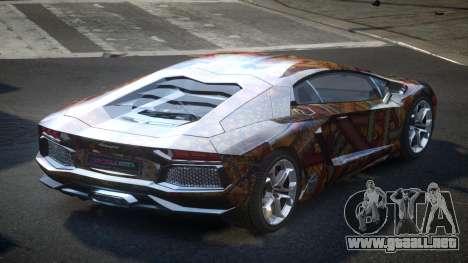 Lamborghini Aventador BS LP700 PJ2 para GTA 4