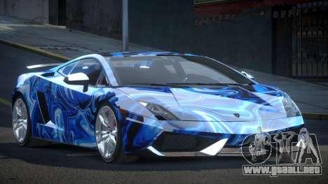 Lamborghini Gallardo SP-Q S9 para GTA 4