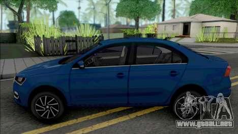Skoda Rapid 2019 para GTA San Andreas