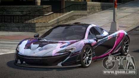 McLaren P1 ERS S7 para GTA 4