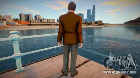 Tommy Angelo (from Mafia 1 Definitive Edition) para GTA San Andreas