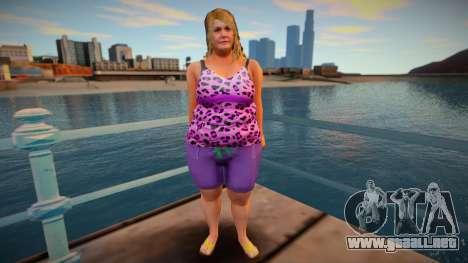New CJ Girlfriends 2021 - Denise para GTA San Andreas