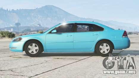Chevrolet Impala LS 2010 v2.0