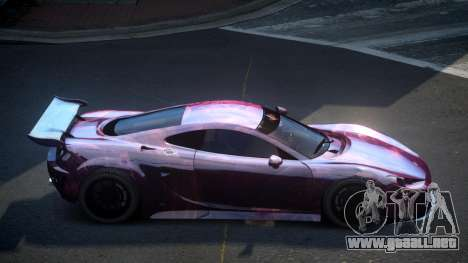 Ascari A10 BS-U S6 para GTA 4