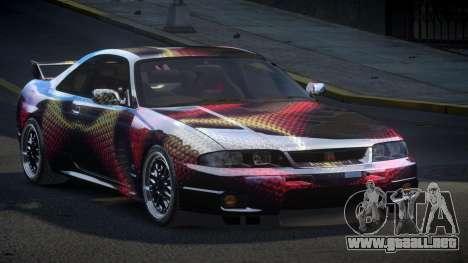 Nissan Skyline R33 US S8 para GTA 4