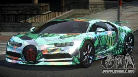 Bugatti Chiron GS Sport S3 para GTA 4