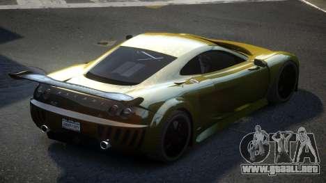 Ascari A10 BS-U S9 para GTA 4
