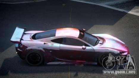 Ascari A10 BS-U S2 para GTA 4
