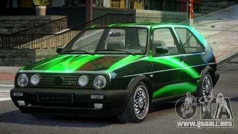 Volkswagen Golf SP-U S8 para GTA 4