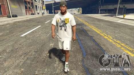 GTA 5 OG Walk Style (Shady)