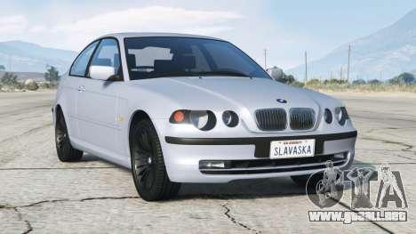 BMW 325ti Compacto (E46) 2001〡add-on