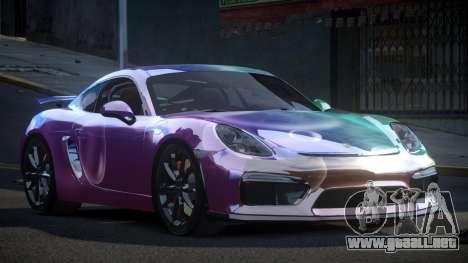 Porsche 718 Cayman GT4 S3 para GTA 4
