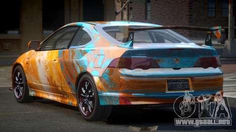 Honda Integra SP S5 para GTA 4