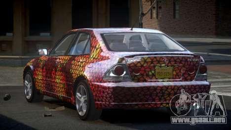 Lexus IS300 U-Style S3 para GTA 4