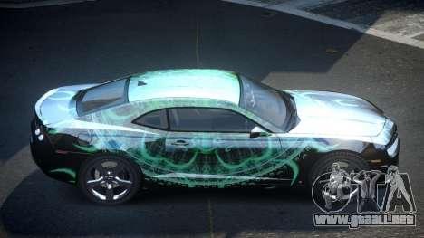 Chevrolet Camaro BS-U S7 para GTA 4