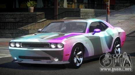 Dodge Challenger SP 392 S5 para GTA 4