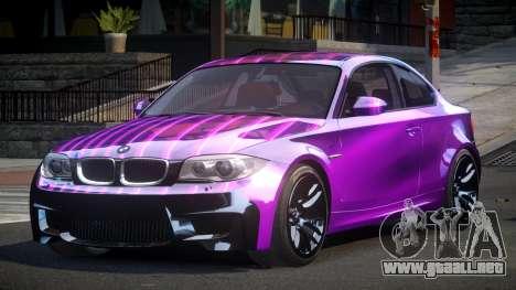 BMW 1M E82 SP Drift S4 para GTA 4