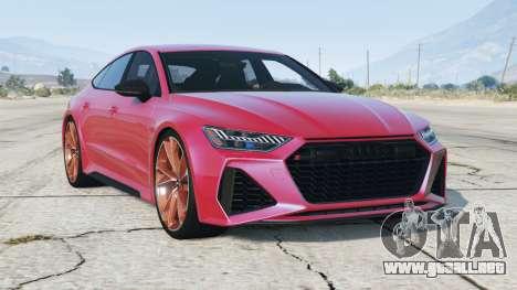 Audi RS 7 Sportback 2020〡add-on