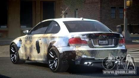 BMW 1M E82 SP Drift S7 para GTA 4