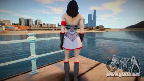 Wonder Woman Red Son para GTA San Andreas