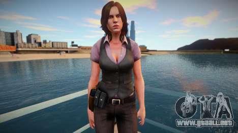 Helena Harper skin para GTA San Andreas