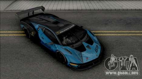 Lamborghini Essenza SCV12 para GTA San Andreas