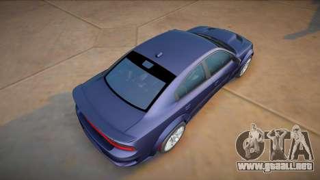Dodge Charger Hellcat 2020 para GTA San Andreas