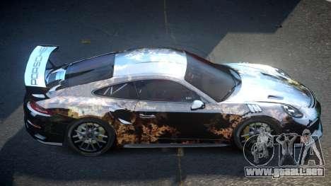 Porsche 911 GS GT2 S4 para GTA 4