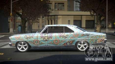 Chevrolet Nova PSI US S5 para GTA 4