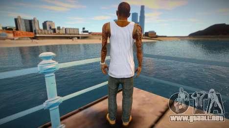 Chris Paul para GTA San Andreas