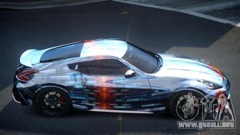 Nissan 370Z GS-R S8 para GTA 4