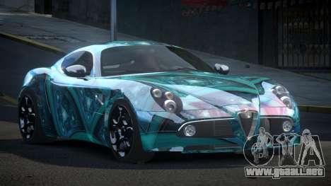 Alfa Romeo 8C US S6 para GTA 4