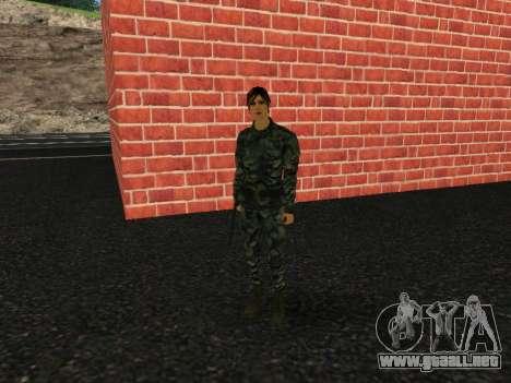 Empleado de Fsin de la Federación Rusa para GTA San Andreas