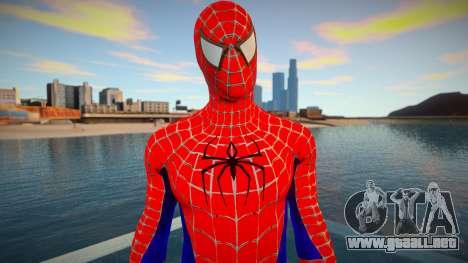 Spiderman 2002 Classic Suit para GTA San Andreas