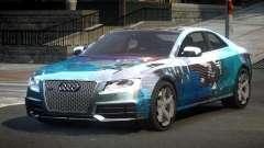 Audi RS5 BS-U S5 para GTA 4