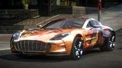 Aston Martin BS One-77 S4 para GTA 4