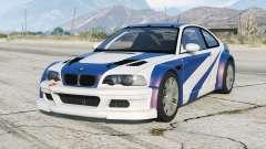 BMW M3 GTR (E46) Más buscado 〡add-on v2.2 para GTA 5