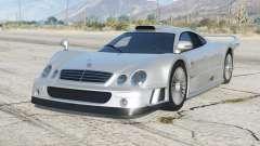 Mercedes-Benz CLK GTR AMG Coupé 1998〡add-on para GTA 5