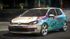 Volkswagen Golf GST S9 para GTA 4